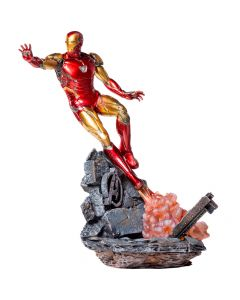 Iron Man Mark LXXXV 1/10 BDS - (VERSÃO REGULAR) - Avengers: Endgame - Iron Studios