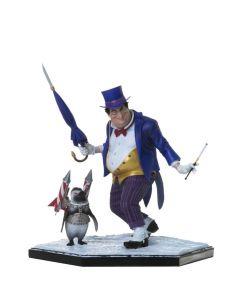 The Penguin 1/10 Art Scale - DC Comics Series 3 - Iron Studios