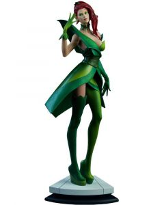 Poison Ivy - Statue by Stanley Artgerm Lau - DC Comics - Sideshow Collectibles