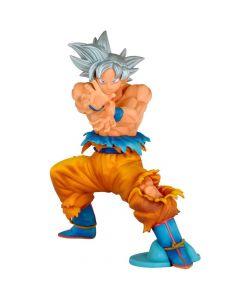 Goku Ultra Instinto Superior - Dragon Ball Super - DXF The Super Warriors - Banpresto