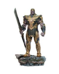 Thanos 1/4 Legacy Replica (VERSÃO REGULAR) - Avengers: Endgame - Iron Studios