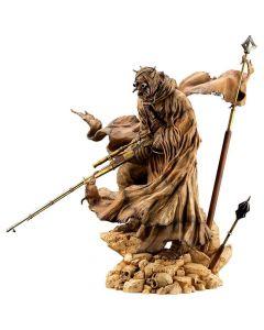 Tusken Raider (Artist Series Tusken Raider Barbaric Desert Tribe) - ArtFX Statue - Star Wars: A New Hope - Kotobukiya