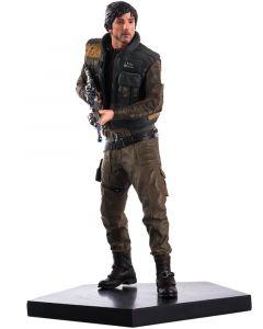 Captain Cassian 1/10 - Rogue One: A Star Wars Story - Iron Studios - COM DEFEITO