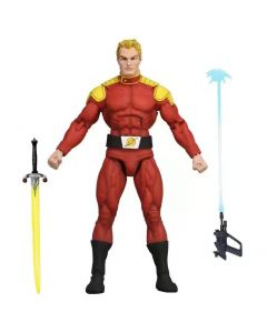 """Flash Gordon - 7"""" Scale Action Figure - Defenders of the Earth - Neca"""