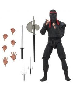 "Foot Soldier (Bladed Weapon) - 7"" Scale Action Figure - Teenage Mutant Ninja Turtles (1990) - NECA"