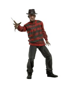 "Ultimate Freddy - 7"" Scale Action Figure - A Nightmare on Elm Street - NECA"