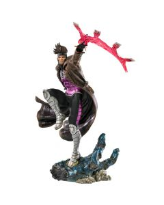 Gambit 1/10 BDS - Marvel Comics - Iron Studios