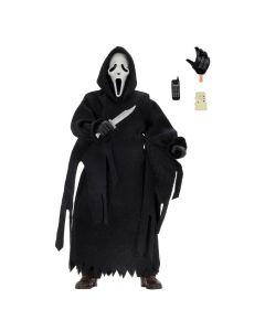"""Ghost Face - 8"""" Clothed Figure - Scream - NECA"""