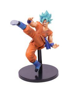 Goku God Blue (New Color Ver.) - Fes!! Figure - Dragon Ball Super - Banpresto - COM DEFEITO