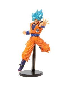 Goku SSGSS - Warriors Battle Retsuden II Vol.4 - Dragon Ball Super - Banpresto