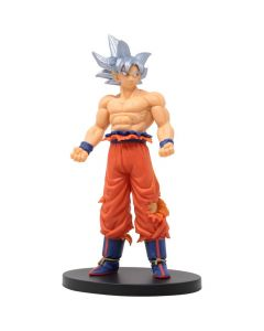 Goku Ultra Instinct - Creator x Creator - Dragon Ball Super - Bandai/Banpresto