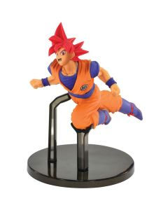 Goku Super Saiyan God - FES!! - Dragon Ball Super - Banpresto