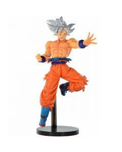 Goku Ultra Instinto Superior - Warriors Battle Retsuden 2 Vol. 1 - Dragon Ball Super - Bandai/Banpresto