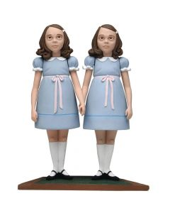 """The Grady Twins -  Toony Terrors - 6"""" Scale Action Figure - The Shining - Neca"""