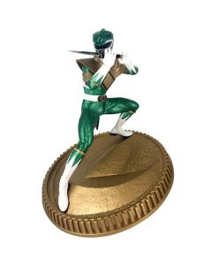 Green Ranger - 1/8 Scale Statue - Mighty Morphin Power Rangers - Pop Culture Shock