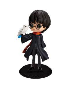 Harry Potter with Hedwig (Normal Ver.) - Harry Potter - Q Posket - Bandai/Banpresto