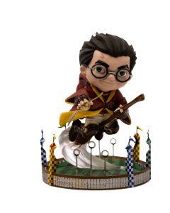 Harry Potter at the Quidditch Match - Minico Illusion - Harry Potter - Mini Co.