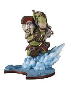 Hulk - Thor: Ragnarok - Q-Fig Max Diorama - Quantum Mechanix