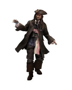 Jack Sparrow - Dynamic 8ction Heroes - Pirates of the Caribbean: Dead Men Tell no Tales - Beast Kingdom