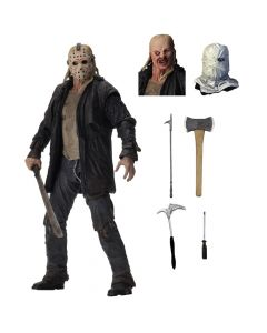 "Ultimate Jason - 7"" Scale Action Figure - Friday the 13th (2009) - Neca"