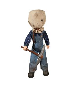 Jason Voorhees - Friday the 13th Part II - Living Dead Dolls - Mezco