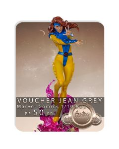 Voucher de Reserva - Jean Grey 1/10 BDS Art Scale - Marvel Comics -  Iron Studios