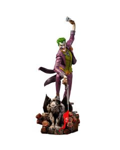 The Joker 1/3 Prime Scale - DC Comics - Iron Studios
