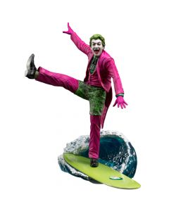 The Joker Deluxe 1/10 Art Scale - Batman 66 - Iron Studios