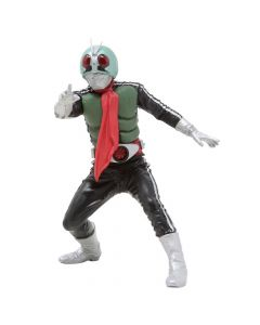 Masked Rider 1 (Ver. A) - Hero's Brave Statue - Kamen Rider - Bandai / Banpresto