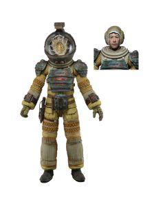 "Thomas Kane (40th Anniversary) - 7"" Scale Action Figure - Alien - Neca"
