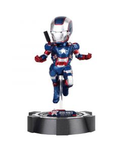 Iron Patriot - Iron Man 3 - Egg Attack - Beast Kingdom