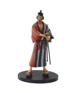 Kin Emon (Wano Country) - One Piece - DXF Grandline Men Vol. 4 - Bandai/Banpresto