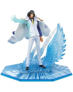 Kuzan (The Three Admirals) - FiguartsZERO - One Piece - Bandai