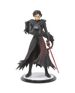 Kylo Ren (Artist Series Cloaked in Shadows) - ArtFX Statue - Star Wars: The Force Awakens - Kotobukiya