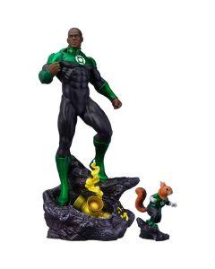Green Lantern (John Stewart) - Maquette - DC Comics - Tweeterhead