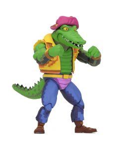 """Leatherhead - 7"""" Scale Action - Teenage Mutant Ninja Turtle: Turtles in Time - Neca"""
