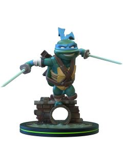 Leonardo - Q-Fig – Teenage Mutant Ninja Turtle - Quantum Mechanix