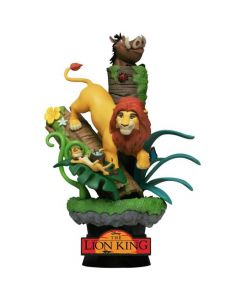 The Lion King Diorama - D-Stage - Disney - Beast Kingdom