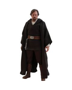 Luke Skywalker (Crait) - Star Wars Episode VIII: The Last Jedi - Hot Toys