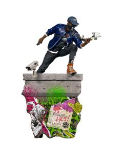 Hacktivist Marcus - 1/4 Scale Statue - Watch Dogs 2 - Pure Arts