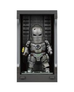 Iron Man Mark I with Hall of Armor - Mini Egg Attack - Iron Man 3 - Beast Kingdom