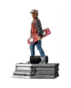 Marty McFly - 1/10 Art Scale - Back To The Future II - Iron Studios