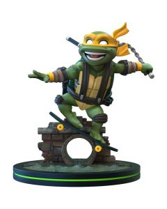 Michelangelo - Q-Fig – Teenage Mutant Ninja Turtle - Quantum Mechanix