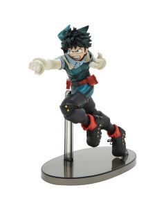 Izuku Midoriya - My Hero Academia - Enter The Hero - Banpresto
