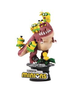 Minions (Prehistoric) - D-Stage - Despicable Me - Beast Kingdom