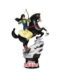 Mulan - D-Stage - Disney - Mulan - Beast Kingdom
