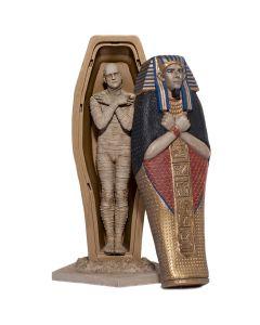 The Mummy (VERSÃO REGULAR) - 1/10 Art Scale - Universal Monsters - Iron Studios