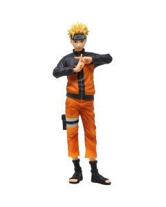 Uzumaki Naruto - Grandista Nero - Naruto Shippuden - Bandai / Banpresto