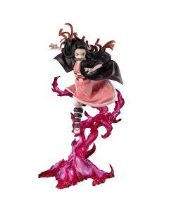 Nezuko Kamado (Blood Demon Art) - FiguartsZERO - Demon Slayer - Bandai
