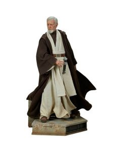Obi-Wan Kenobi - Star Wars Episode IV: A New Hope - Premium Format - Sideshow Collectibles